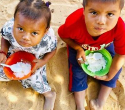 venezuela kinderen